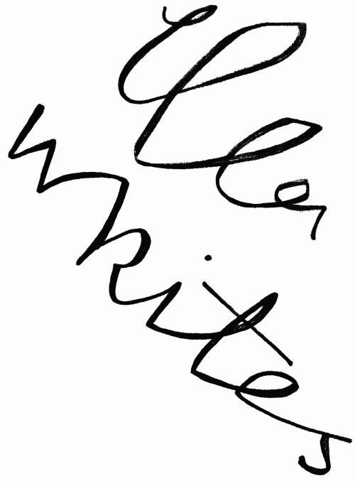 Ella Writes Logo Copywriting